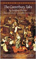 The Canterbury Tales by Geoffrey Chaucer: NOOK Book Cover