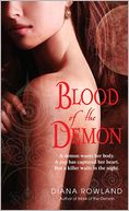 Blood of the Demon (Kara Gillian Series #2) by Diana Rowland: NOOK Book Cover