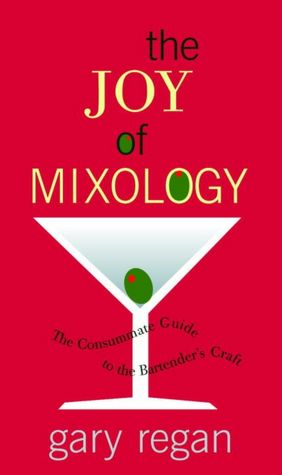 Download pdf files of textbooks Joy of Mixology: The Consummate Guide to the Bartender's Craft PDB DJVU CHM 9780609608845 (English literature)