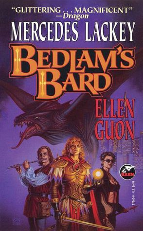 Free audiobooks for ipod download Bedlam's Bard 9780671878634 (English Edition) FB2 by Mercedes Lackey, Ellen Guon