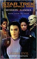 download star trek deep space nine : mission gamma #4: lesser ev