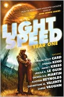Lightspeed by John Joseph Adams: NOOK Book Cover
