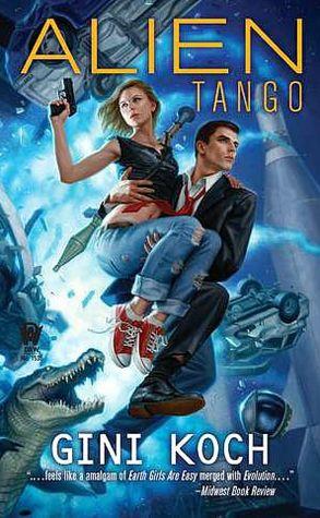 Gini Koch Alien Tango