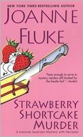 Strawberry Shortcake Murder (Hannah Swensen Series #2) by Joanne Fluke: NOOK Book Cover