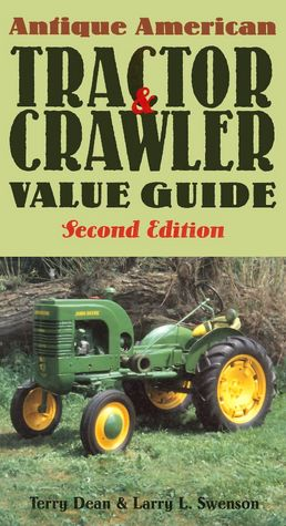 Antique American Tractor and Crawler Value Guide Second Edition cover