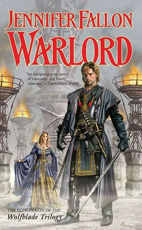 Warlord: Book Three of the Wolfblade Trilogy