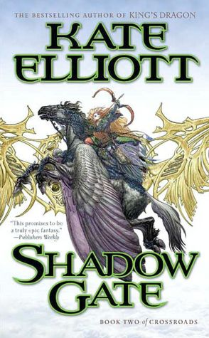 Free e book download in pdf Shadow Gate in English by Kate Elliott 9780765349316