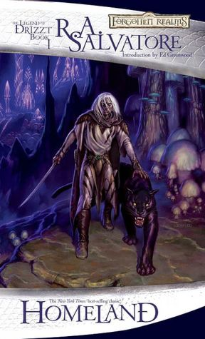 Forgotten Realms: Homeland (Legend of Drizzt #1)