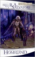 Forgotten Realms by R. A. Salvatore: NOOK Book Cover