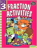 Fraction Activities by Flash Kids Flash Kids Editors: Book Cover