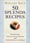 50 Splenda Recipes by Marlene Koch: Book Cover