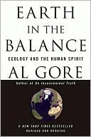 Earth in the Balance by Al Gore: Book Cover