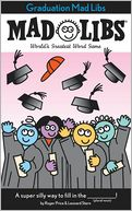 Graduation Mad Libs by Roger Price: Book Cover