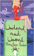 Undead and Unwed (Betsy Taylor Series #1) by MaryJanice Davidson: NOOK Book Cover