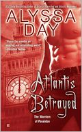 Atlantis Betrayed (Warriors of Poseidon Series #6) by Alyssa Day: NOOK Book Cover