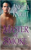 Master of Smoke (Mageverse Series #7) by Angela Knight: NOOK Book Cover