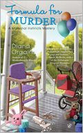 Formula for Murder by Diana Orgain: NOOK Book Cover