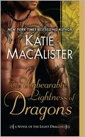 The Unbearable Lightness of Dragons (Light Dragons Series #2) by Katie MacAlister: NOOK Book Cover
