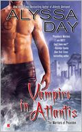 Vampire in Atlantis (Warriors of Poseidon Series #7) by Alyssa Day: NOOK Book Cover
