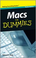download Macs For DummiesŽ, Pocket Edition book