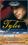 Tyler (Secret Life of Cowboys Series #1) by C. H. Admirand: Book Cover