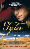 Tyler (Secret Life of Cowboys Series #1) by C. H. Admirand: NOOK Book Cover