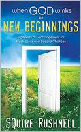 When God Winks on New Beginnings by Squire Rushnell: Book Cover