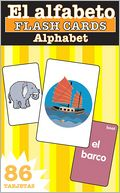 Alphabet (Flash Kids Spanish Flash Cards) by Flash Kids Flash Kids Editors: Gift Item Cover