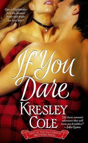 Google ebook store download If You Dare by Kresley Cole English version