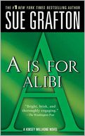&quot;A&quot; is for Alibi by Sue Grafton: NOOK Book Cover