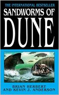 Sandworms of Dune (Dune 7 Series #2) by Brian Herbert: NOOK Book Cover
