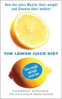 The Lemon Juice Diet by Theresa Cheung: NOOK Book Cover