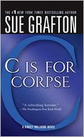 C Is for Corpse (Kinsey Millhone Series #3) by Sue Grafton: NOOK Book Cover