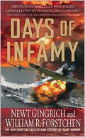 Days of Infamy by Newt Gingrich: NOOK Book Cover