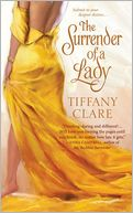 The Surrender of a Lady by Tiffany Clare: NOOK Book Cover