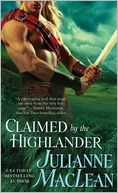 Claimed by the Highlander by Julianne MacLean: NOOK Book Cover