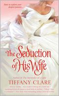 The Seduction of His Wife by Tiffany Clare: NOOK Book Cover