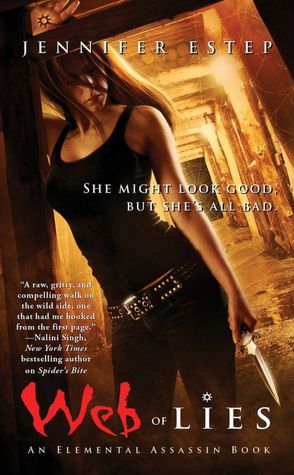 Jennifer Estep Web of Lies