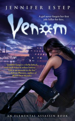 Jennifer Estep Venom