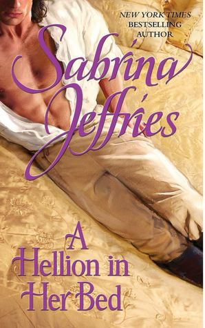 A Hellion in Her Bed (Hellions of Halstead Hall Series #2)