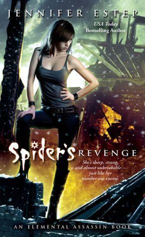 Jennifer Estep Spider's Revenge