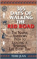 365 Days Of Walking The Red Road by Terri Jean: Book Cover