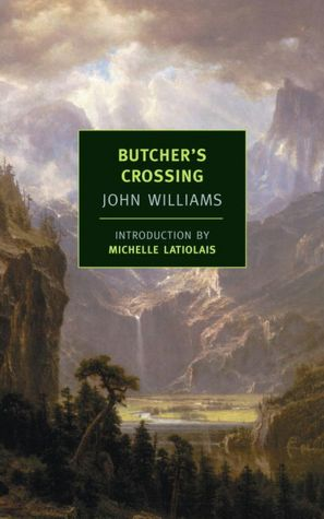 Download google books online free Butcher's Crossing 9781590171981 CHM iBook English version by John Williams