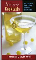 Low-Carb Cocktails by Marlene Koch: Book Cover