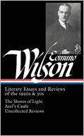 On Edmund Wilson