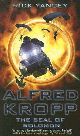 This book review is on Alfred Kropp. An awesome book if you are a fan of ...