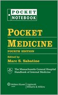 Pocket Medicine by Marc S. Sabatine: Book Cover