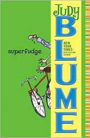 Superfudge by Judy Blume: Book Cover