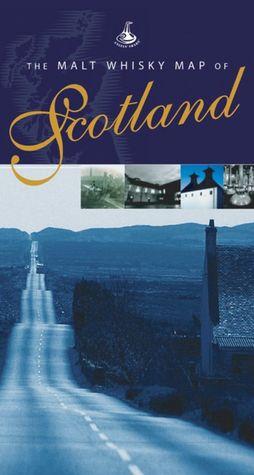 Malt Whisky Map of Scotland