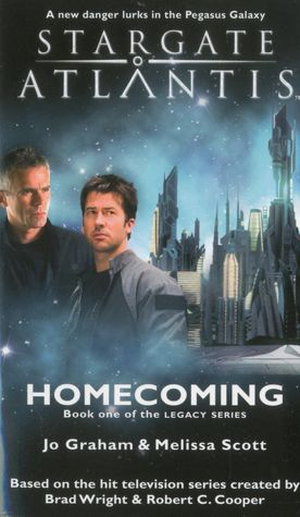Stargate Atlantis #16: Homecoming - Book One of the Legacy Series